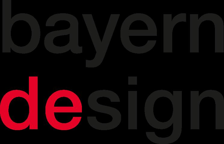 Das Logo von Bayern Design