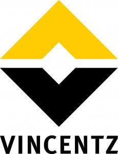 Das Logo von Vincentz